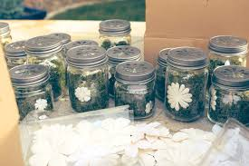 jar baby shower ideas secret garden baby shower