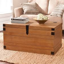 trunk style side table coffee table trunk cocktail table chest side table chest style