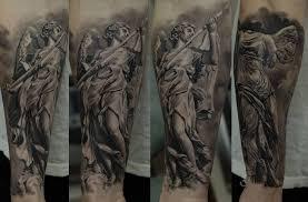 21 sleeve religious tattoos