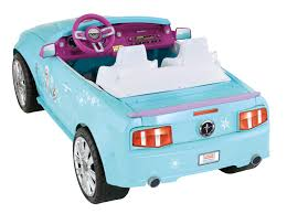 barbie jeep power wheels fisher price disney frozen mustang electric vehicles amazon canada