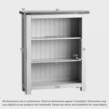 narrow bookcase white kemble small solid oak small bookcase