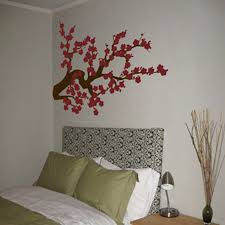 Cherry Blossom Wall Decal For Nursery Cherry Blossom Wall Decal Branch Design Idea And Decorations