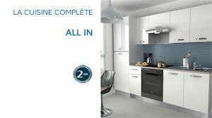 cuisine all in castorama cuisine complète all in 652730 castorama