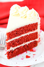 red velvet layer cake life love and sugar