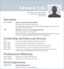 free chronological resume template chronological resume template resume exle