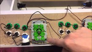 arcade en bois happi kit happi arcade partie 3 le câblage des sticks et