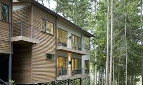 homes built into hillside building on a hillside plans awesome steep slope house plans 8
