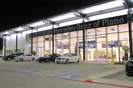 plano mercedes dealership oh my mercedes of plano has digs plano profile