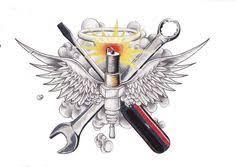 mechanic tattoo google search tattoos pinterest tattoo