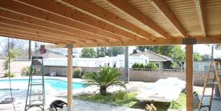 roof covered patio ideas on a budget building a patio roof awful