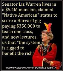 Elizabeth Meme - the hypocrisy of elizabeth warren brilliantly exposed meme