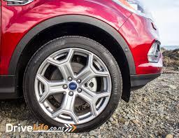 Ford Escape Awd System - 2017 ford escape titanium awd diesel u2013 car review drive life