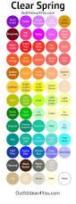 warm blue color 60 best seasonal color analysis what season am i seasonal