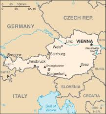 map germany austria austria map driving directions and maps