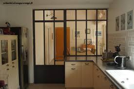 separation de cuisine separation de cuisine en verre une sparation faon atelier