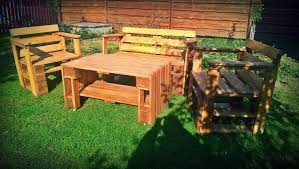 Palet Patio Pallet Patio Furniture Diy And Crafts