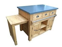meuble cuisine central meuble central cuisine la central fabriquer ilot central avec