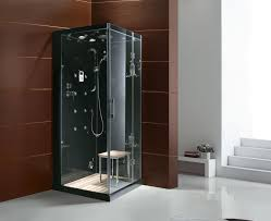 jupiter steam showers buy online at homeward bath jupiter steam shower in black