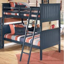Bunk Beds For Less Signature Design Kids Beds Leo B103 Twin Twin Bunk Bed Bunk Bed