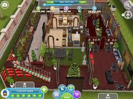 Sims Freeplay House Floor Plans Julian U0026 Emma Blackthorn U0027s House First Floor Front Sims