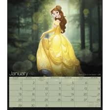 disney desk calendar 2017 disney princess special edition 2017 wall calendar 9781682094327