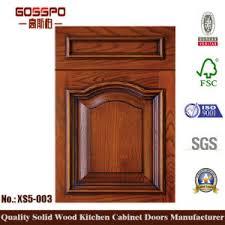 solid wood cabinet doors china kitchen door design solid wooden kitchen cabinet door gsp5