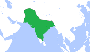 where did the mughal emperors originally come from what happened