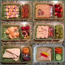 school lunch ideas my 3 monsters