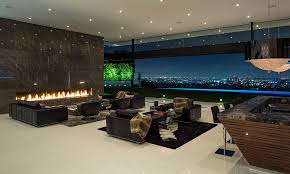 Hollywood Home Decor The Doheny Residence A 10 Million Home On Hollywood Hills 43