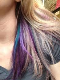 25 best ideas about highlights underneath on pinterest best 25 purple streaks ideas on pinterest purple hair streaks