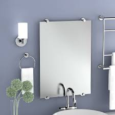 gatco bathroom mirrors amazonsmile gatco 1561 latitude ii minimalist mirror chrome home