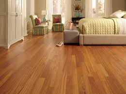 matte finished floors like cherry bring european style