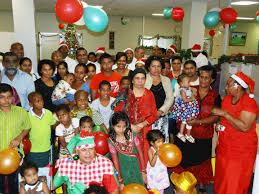 fiji latter day saints celebrate christmas season with children