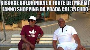 Racist Meme - that racist meme of samuel l jackson and magic johnson in italy