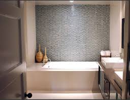home design the most incredible travertine stone backsplash