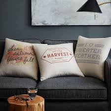 pillows with quotes 25 throw pillows fall edition