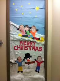 Christmas Office Window Decorations by Office Christmas Door Decorating Ideas Christmas Office Door