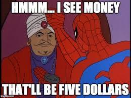 Spiderman Meme Creator - spider man 1967 meme generator imgflip