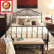 Metal Sleigh Bed Traditional Beds U0026 Bed Frames Ebay