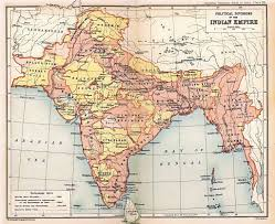 Map Of India And China by Essay About The Negative Effects Of Colinization On India And