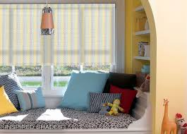 Roller Shades With Curtains Roller Shades We Install Your Window Shades Budget Blinds