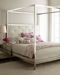 White Leather Bed Frame King White Leather King Headboard Foter