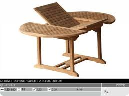Expandable Patio Table Tables Expandable Patio Table South Seas Trading