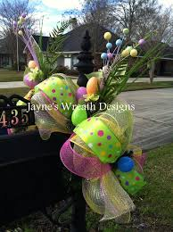 Cheap Easter Outdoor Decorations by 652 Best Easter Ideas Crafts Images On Pinterest Easter Crafts