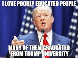 Memes Fake - myrye com rye resident fake trump university memes