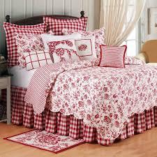 Home Decorating Company Williamsburg Devon Cranberry Bedding By Williamsburg Bedding