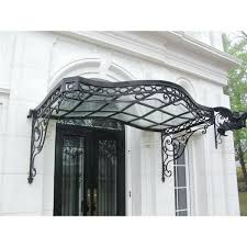 Window Awning Brackets Wrought Iron Canopy Wrought Iron Canopy Bed Frame Queen Wrought