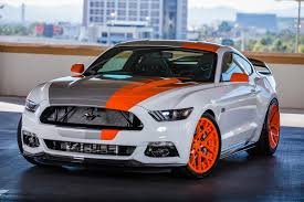 2015 mustang modified ford mustang named hottest car at 2015 sema show