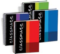 classmate note itc report accounts 2012