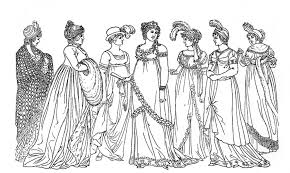 11 images of fancy old woman coloring pages vintage fashion